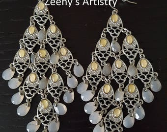Earrings- statement piece FREE SHIPPING