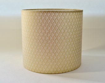 Lampshade in traditional Japanese paper