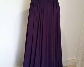 Infinity Dress Multiway Dress Convertible Dress Twist Wrap Dress Bridesmaid Dress Wedding Prom Evening Purple One Size Fits All