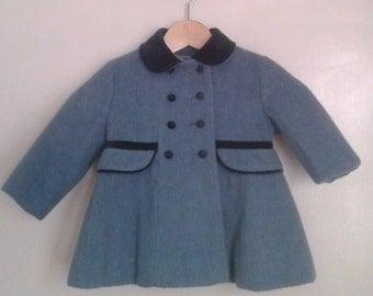 Vintage rothschild coat | Etsy