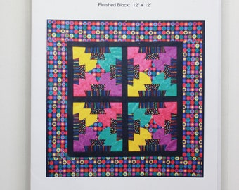 Party Time:  quilt pattern.