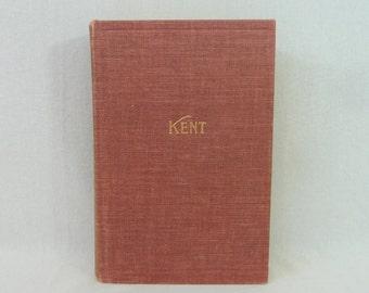 1895 1960 Kent's Mechanical Engineers Book - Power Volume - J Kenneth Salisbury - Vintage Engineering Science Book