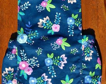 Floral baby girl bubble romper, bubble romper, floral romper, baby girl clothing, floral baby clothes, baby floral romper, baby shower gift