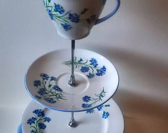 Shelley 4 or 3 tier cake stand