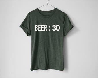 Beer 30 Shirt - Beer Shirt - Beer Lover - Dad Shirt - Dad Sweatshirt - Husband Shirt - Father Shirt - Funny Beer Shirt - Beer