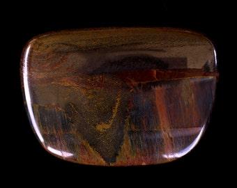Marra Mamba Tigers Eye *reserved for Eli*, Western Australia, Gary Wilson, One of a Kind, Designer Cabochon