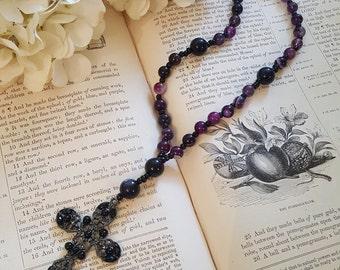 Anglican Prayer Beads - Christian Rosary - Wisdom