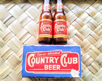 Country Club Beer Salt And Pepper
