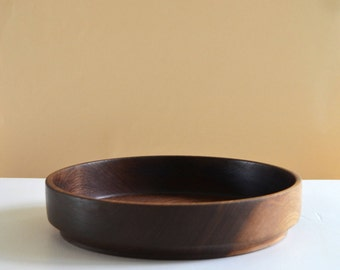 Medium bowl - black walnut