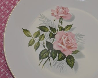 Taylor Smith & Taylor Dinner Plate