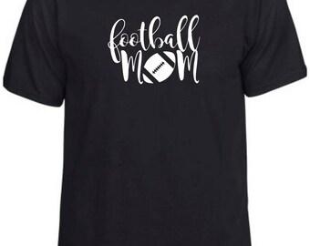 Football Mom #3   Football   Womens T-Shirt
