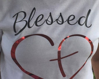 Blessed (Women's Cut) Tee