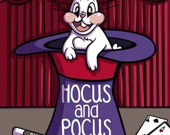 Hocus and Pocus