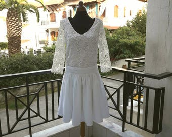 Laure de Sagazan NERVAL Dress Replica