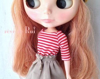 reve de Rui x Blythe ~ woolen beret w/ pompom