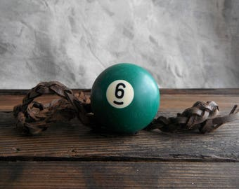 Pool Ball 6 - Green Solid