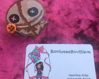 Trick R Treat Sam Brooch Or Magnet