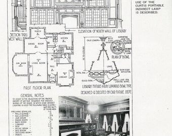 national xray reflector lighing church residential church hotel 1930s collage sheet