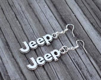 Jeep Earrings - HUGE SALE
