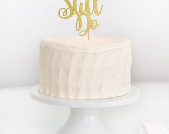 We Still Do Cake Topper, Anniversary Topper, Vow Renewal Cake Topper, Anniversary Cake Topper, Anniversary, We Still Do