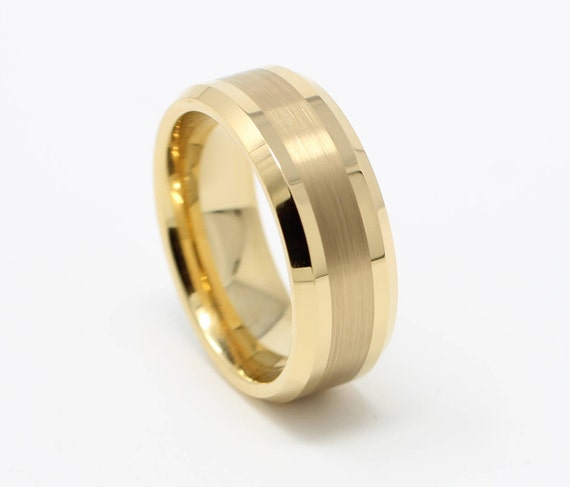 like this item - Tungsten Mens Wedding Rings
