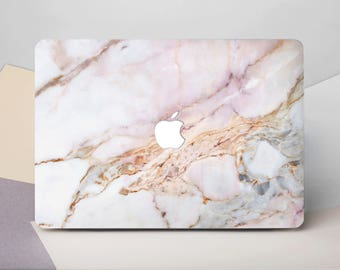 Rose Marble MacBook Case MacBook 13 2016 Pink New MacBook Pro Cover MacBook Pro Cover Laptop Case MacBook Air Cover Mac Air 13 Case CG2083