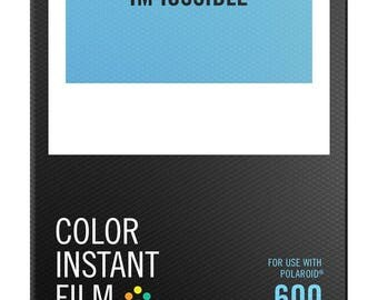 Color Film for Polaroid 600 Cameras (by Impossible Project)