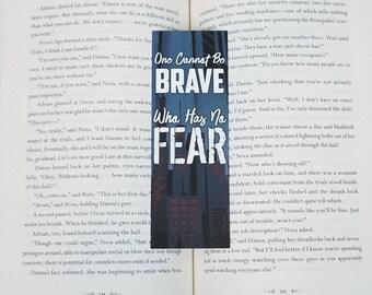 Renegades - Bookish Bookmark