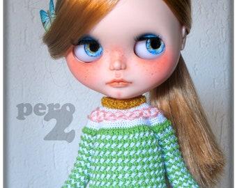 JERSEY stripes. Blythe.