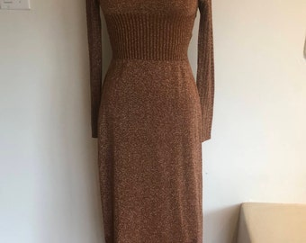 VINTAGE Fabulous Wenjili Sweater Dress