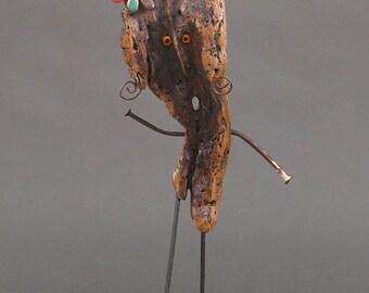 Driftwood Sculpture, Wood Sculpture - Ardenia