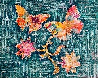 Butterflies in Tandem