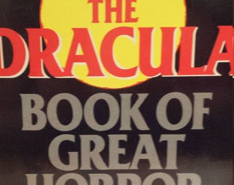 Dracula: Book of Great Horror Stories 1981
