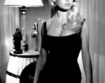Bridget Bardot..Little black dress...Available soon