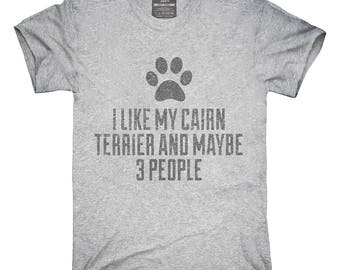 Funny Cairn Terrier T-Shirt, Hoodie, Tank Top, Gifts