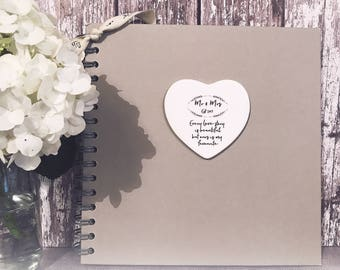 Mr and Mrs Est ... every love story is beautiful...Memory Book