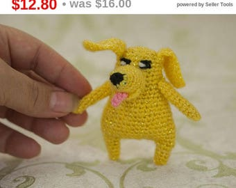 Best friend gift Gifts for dog lovers Dog art Yellow decor Christmas gift ideas Dog lover gift Cute dogs Golden dog Yellow glitter