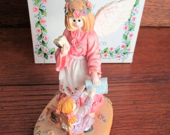 1996 Linda Grayson- A Flower For Every Child-First Edition A018 Fifth Year Girl