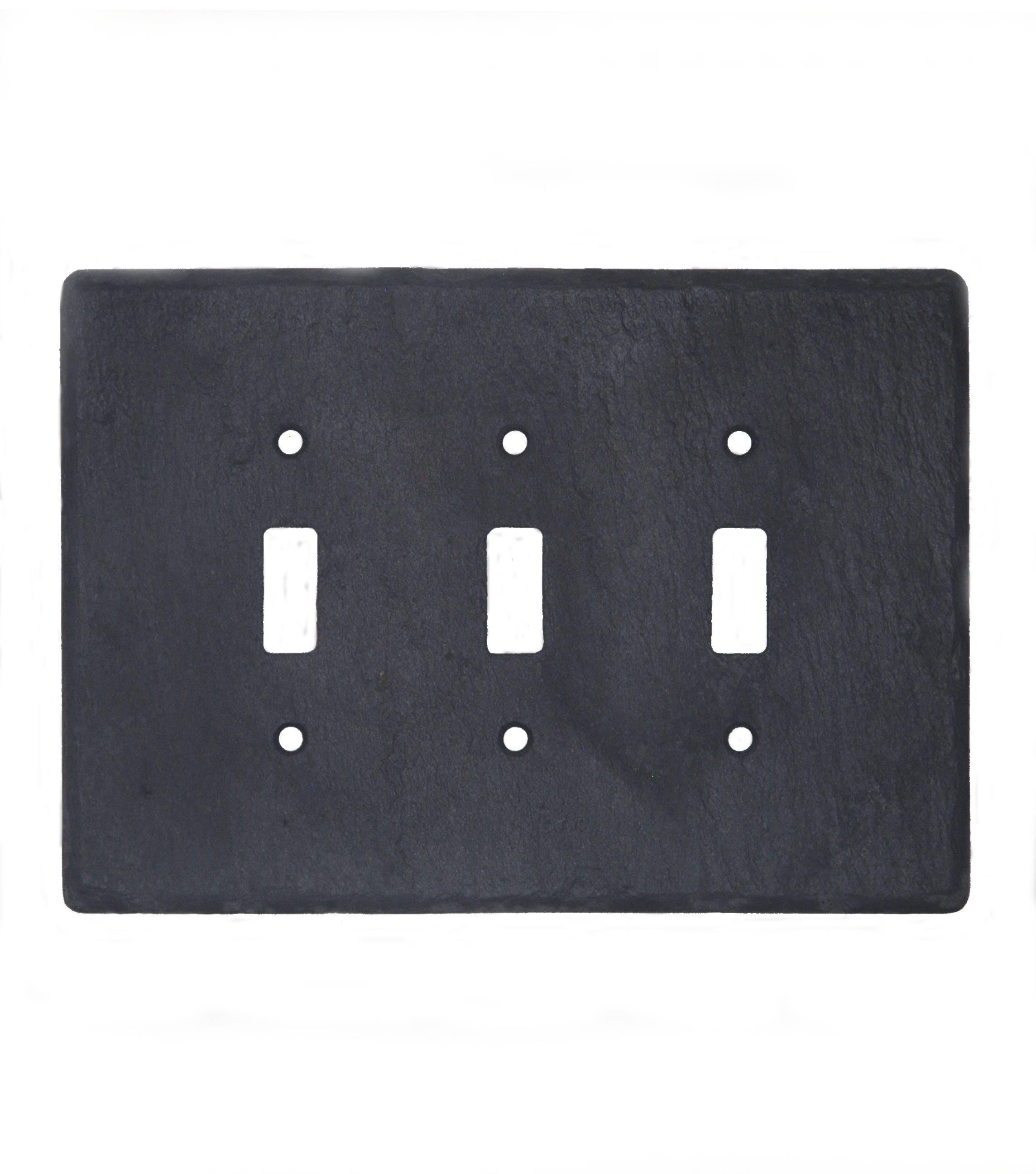 3 Switch Light Plate Best Decorative Triple Light Switch Cover 3 Switch Plate Wall Decorating Design