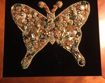 A gem of a butterfly