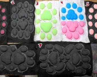 CLEARANCE Silicone Paw Pads