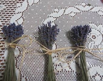 BABY BUNDLES of Dried LAVENDER      Dried Lavender