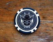 Oni - Life or Death Poker Chip