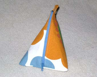 Box 13 x 15 cm seventies pattern Kit