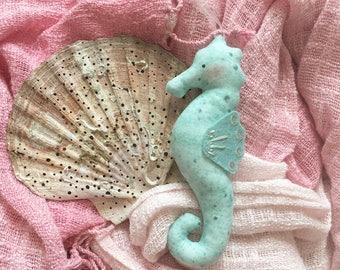 Nautical Decorative Hanging - Seahorse