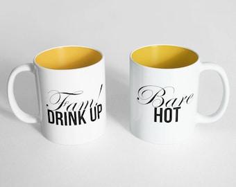 Man Dem Mug   Gold-dipped Limited Edition