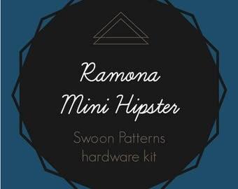 Ramona Mini Hipster - Swoon Hardware Kit