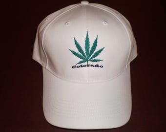 Colorado Weed Hats