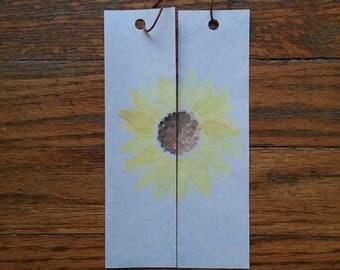 Sunflower Bookmarks