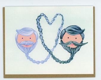 Braid Love - Boy/Boy